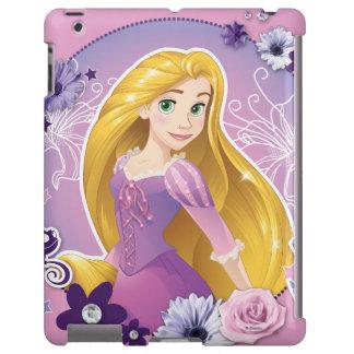 Rapunzel - luz de I mi propia manera Funda Para iPad