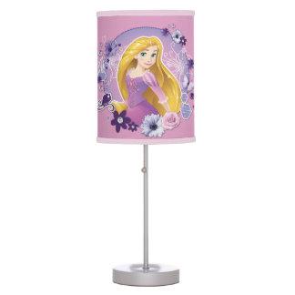 Rapunzel - luz de I mi propia manera Lámpara De Mesilla De Noche