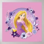 Rapunzel - luz de I mi propia manera Póster