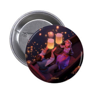 Rapunzel | Make Your Own Magic Pinback Button