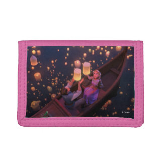 Rapunzel | Make Your Own Magic Trifold Wallet
