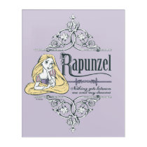 Rapunzel | Nothing Between Me and My Dreams Acrylic Print
