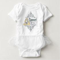 Rapunzel | Nothing Between Me and My Dreams Baby Bodysuit