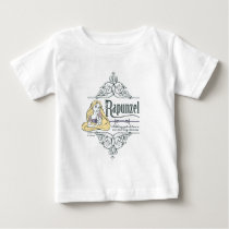 Rapunzel | Nothing Between Me and My Dreams Baby T-Shirt