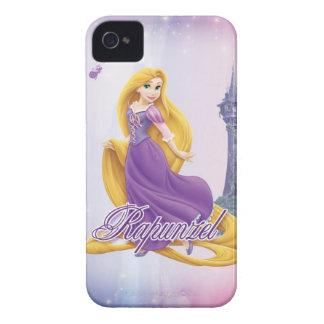 Rapunzel Princess Case-Mate iPhone 4 Case