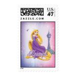 Rapunzel Princess Stamp
