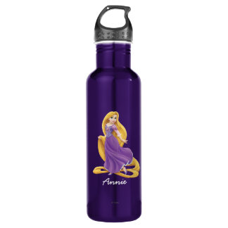 Rapunzel Princess Water Bottle