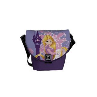 Rapunzel - resuelto bolsa de mensajeria