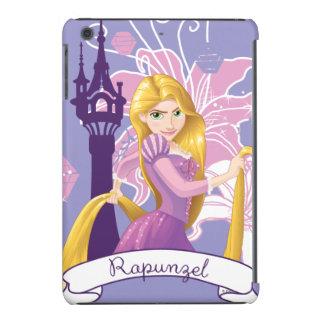 Rapunzel - resuelto funda de iPad mini