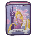 Rapunzel - resuelto funda para iPads
