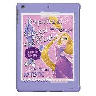 Rapunzel - siga su pasión funda para iPad air