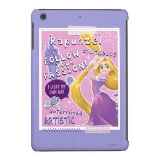 Rapunzel - siga su pasión funda para iPad mini retina