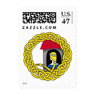 Rapunzel stamps