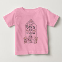 Rapunzel | Tangled - Find a New Dream Baby T-Shirt