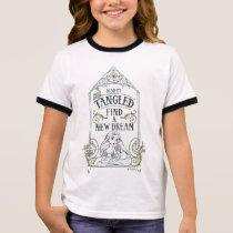 Rapunzel | Tangled - Find a New Dream Ringer T-Shirt