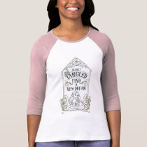 Rapunzel | Tangled - Find a New Dream T-Shirt