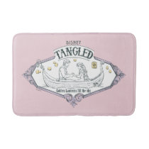 Rapunzel | Tangled Golden Lanterns Fill the Sky Bath Mat