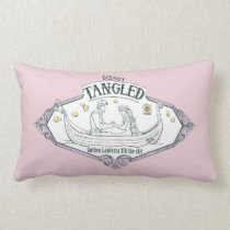 Rapunzel | Tangled Golden Lanterns Fill the Sky Lumbar Pillow