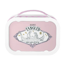 Rapunzel | Tangled Golden Lanterns Fill the Sky Lunch Box