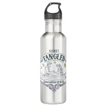 Rapunzel | Tangled Golden Lanterns Fill the Sky Stainless Steel Water Bottle