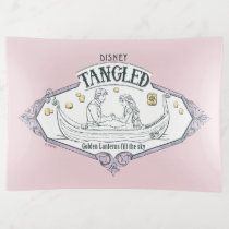 Rapunzel | Tangled Golden Lanterns Fill the Sky Trinket Trays