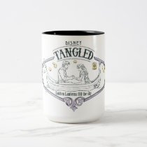 Rapunzel | Tangled Golden Lanterns Fill the Sky Two-Tone Coffee Mug