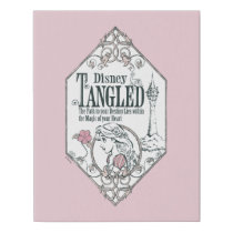 Rapunzel | Tangled - The Path to Your Destiny Faux Canvas Print