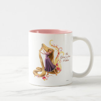 Rapunzel - The Glow s from Within Mug