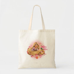 Dreamy Rapunzel from Tangled Budget Tote