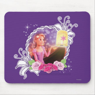 Rapunzel - There's Magic in the World Mouse Pad