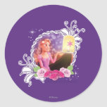 Rapunzel - There's Magic in the World Classic Round Sticker