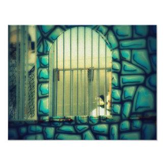 Rapunzel's Cage Personalized Invites