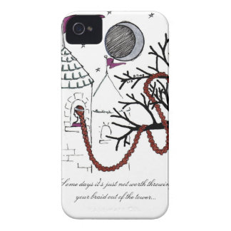 Rapunzel's Very Bad Hair Day case iPhone 4 Cover