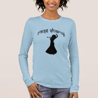 Raqs Sharqi Long Sleeve T-Shirt