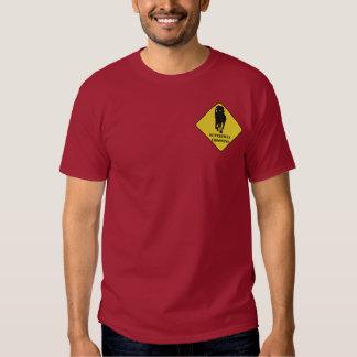 Raquel Alexandra - camiseta de la travesía de Poleras