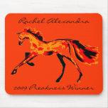 Raquel Alexandra - ganador 2009 del Preakness Alfombrilla De Raton