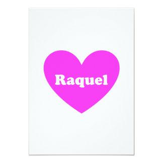 Raquel Anuncio Personalizado