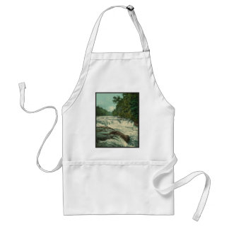 Raquette Falls on the Raquette River Adult Apron