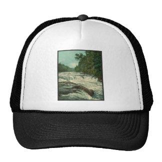 Raquette Falls on the Raquette River Hats