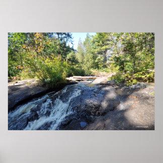 Raquette River in the Adirondacks. print 08 213