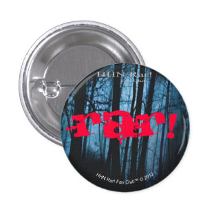 ¡Rar de HHN! Botón redondo 1 Pin Redondo De 1 Pulgada
