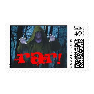 Rar! U.S. Postage Stamps