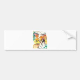 Raramuri Prayer Bumper Sticker