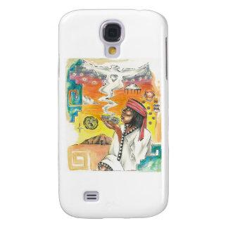 Raramuri Prayer Samsung Galaxy S4 Covers