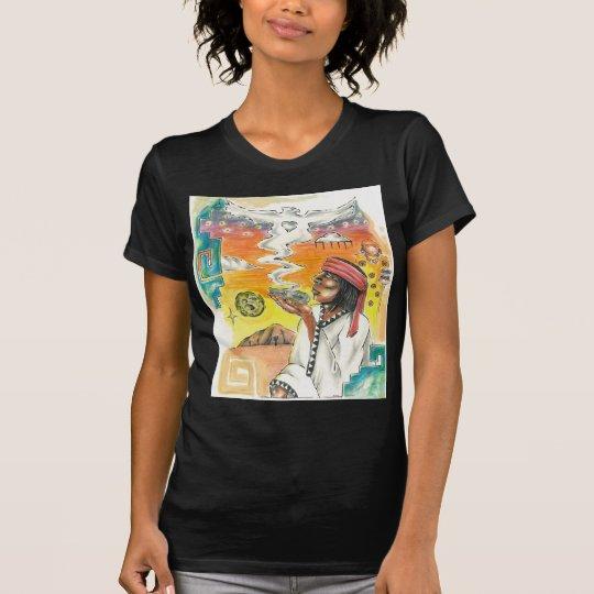 Raramuri Prayer T-Shirt