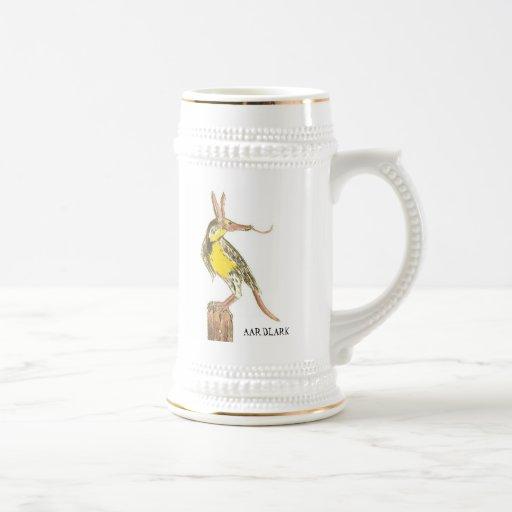 Rare Aardlark Mug