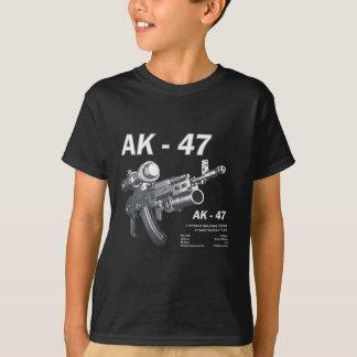 RARE AK-47 RUSSIAN ARMY KALASHNIKOV GUN MILITARY T-Shirt