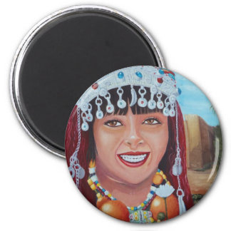 Rare and exclusive design you like downright 2 inch round magnet