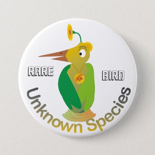 Rare Bird - (Button) Button