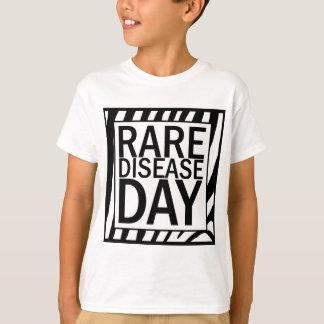 Rare Disease Day (zebra) T-Shirt